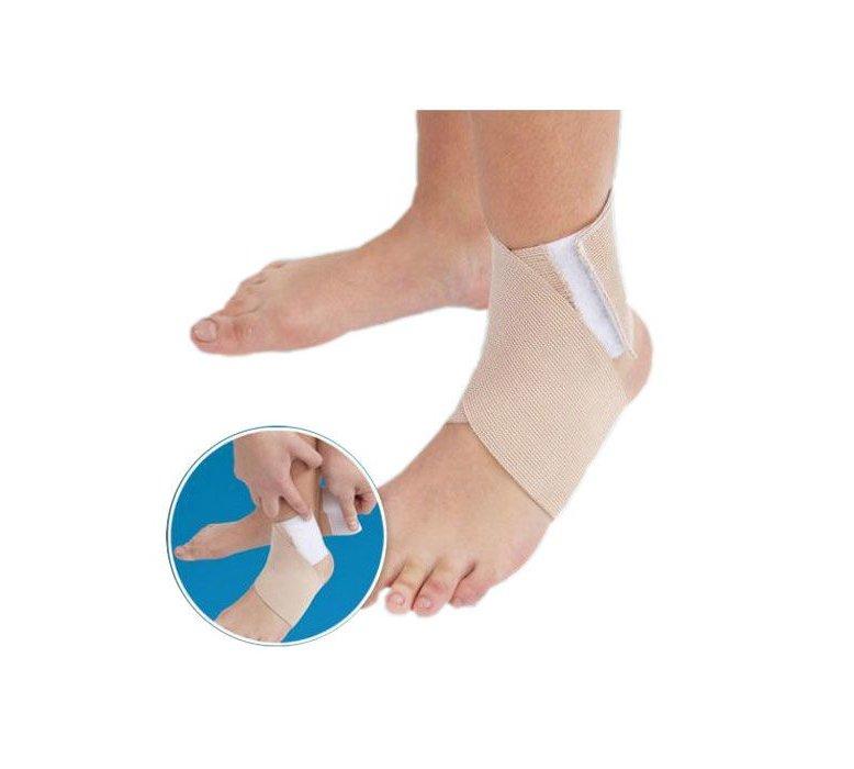 Повязка эластичная на голеностопный сустав видео болят суставы тазобедренные и коленные что за болезнь видео